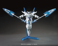 Build Fighters: Transient Gundam HGBF Model Kit 1/144 Scale #034 - SOLD OUT