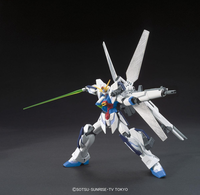 Build Fighters:  Gundam X Maoh HGBF Model Kit 1/144 Scale #003 - SOLD OUT