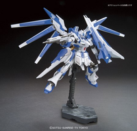 Build Fighters:  Hi-Nu Gundam Vrabe HGBF Model Kit 1/144 Scale #029 - SOLD OUT
