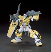 Build Fighters:  Powered GM Cardigan HGBF Model Kit 1/144 Scale #019 - SOLD OUT