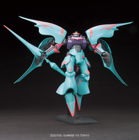 Build Fighters:  Qubeley Papillon HGBF Model 1/144 #011 - SOLD OUT