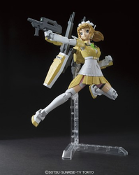 Build Fighters:  Super Fumina HGBF Model Kit 1/144 Scale #044