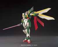 Build Fighters:  Wing Gundam Fenice HGBF Model Kit 1/144 Scale #006