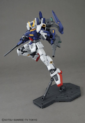 Build Gundam Mk-II Master Grade Model Kit 1/100 Scale