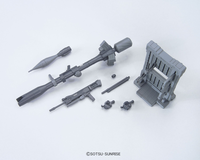 Builders Parts:  System Weapon 010 for Gundam Model Kits 1/144 Scale