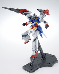 Gundam AGE-2 Double Bullet Master Grade Model Kit 1/100 Scale - SOLD OUT