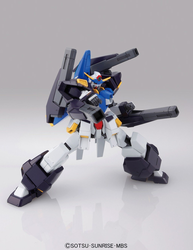 Gundam AGE: Gundam AGE-3 Fortress HG Model Kit 1/144 Scale #30 - SOLD OUT