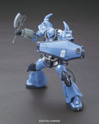 Gundam the Origin:  Prototype Gouf HG Model Kit 1/144 Scale - SOLD OUT