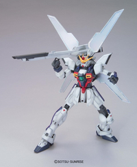 Gundam X Master Grade Model Kit 1/100 Scale - SOLD OUT