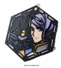 Iron-Blooded Orphans: Character Stand Plate - Gundam Gaelio Baudin #03