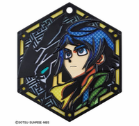 Iron-Blooded Orphans: Charcter Stand Plate - Gundam Mikazuki Angus #01 - SOLD OUT