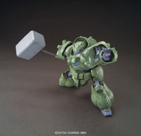 Iron-Blooded Orphans: Gundam Gusion HG Gundam Model Kit 1/144 Scale #008 - SOLD OUT