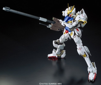 Iron-Blooded Orphans: High Resolution Gundam Barbatos HG Model Kit 1/100 Scale - SOLD OUT