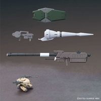 Iron-Blooded Orphans: MS Option Set 1 & CGS Mobile Worker HG Gundam Model Kit Parts 1/144 Scale - SOLD OUT