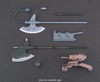 Iron-Blooded Orphans: MS Option Set 3 & Gjallarhorn Mobile Worker HG Gundam Model Kit Parts 1/144 Scale - SOLD OUT