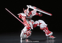 Real Grade:  Gundam Astray Red Frame RG Model Kit 1/144 Scale #19 - SOLD OUT
