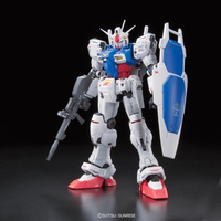 Real Grade: Gundam GP01 Zephyranthes Model Kit 1/144 Scale