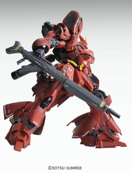 Sazabi Ver. Ka Master Grade Model Kit 1/100 Scale - SOLD OUT