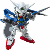 Super Deformed EX-Standard:  Gundam Exia Gundam Figure #003 - SOLD OUT