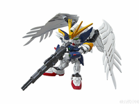 Super Deformed EX-Standard:  Wing Gundam Zero EW Figure #004 - SOLD OUT