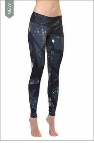 Air Brush Legging (Vapor Space) by Alo Yoga