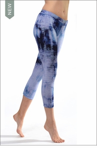 Below the Knee Legging (MTSA, Tie-Dye CRA1) by Hard Tail Forever