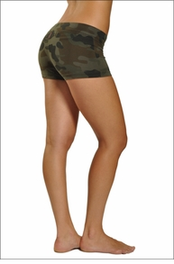 Bootie Shorts (Urban Camo) by Hardtail