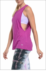 Breeze Tank (Amethyst) by Alo Yoga