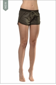 Brilliant Siro Sport Shorts (BRIL-04, Olive) by Hard Tail Forever