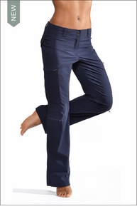 Fiora Cargo Pants (as405, Navy) by Anatomie