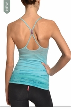 Freestyle Tank w/Bra (Tahiti Tie-Dye) by Hardtail