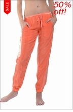 Hardtail Bemberg Racer Pant (Coral)