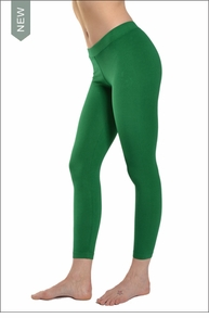 Hardtail Contour Waist Cropped Legging (Kelly Green)