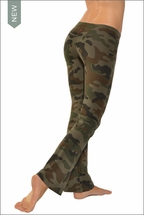 Hardtail Crossover Triangle Boot Leg Pants (Urban Camo)