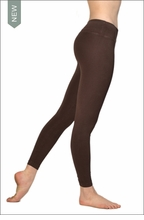 Hardtail Flat Waist Ankle Legging (Earth)