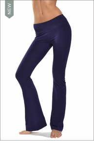 Hardtail Flat Waist Flare Pants (Ink)