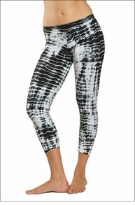 Hardtail Low Rise Layered Legging (Gator Print)