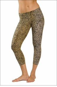 Hardtail Low Rise Leopard Layered Legging