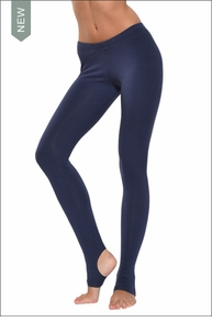 Hardtail Low Rise Stirrup Leggings (Night Owl)