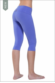 Hardtail Roll Down Knee Legging (Morning Glory)