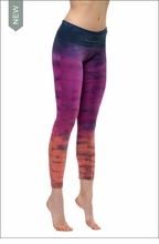 Hardtail Roll Down Layered Legging (Tie-Dye RH29)
