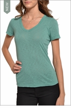 Hardtail Sexy V-Neck Tee (Bottle)