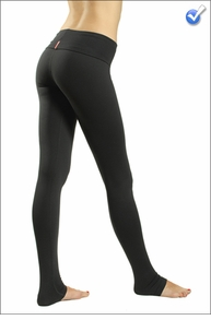 Hardtail Supplex Roll Down Skinny Legging