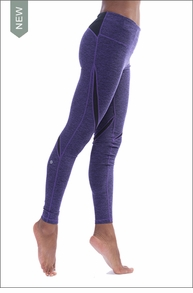 Heather Marl Swerve Legging (As Shown) by Nanette Lepore Play