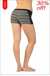 Ottoman Bootie Shorts by Hardtail