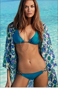 PilyQ Tourmaline Swimwear Separates