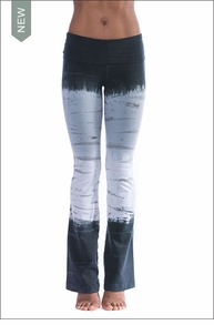 Roll Down Boot Leg Pants (Style 330, Tie-Dye DHW1) by Hard Tail Forever