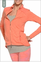 Scuba Jacket (Coral) by Hardtail
