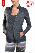 Scuba Jacket (Onyx) by Hard Tail Forever