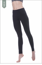 Supplex High Rise Ankle Legging (SUP-61, Black) by Hardtail